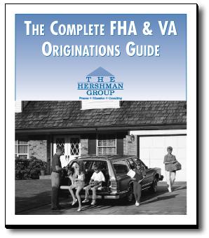 The Complete FHA & VA Originations Guide