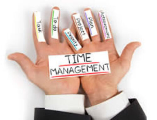 Time Management Tip:  Align Goals With Priorities
